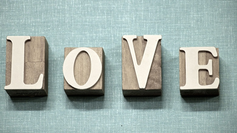 The list of love will keep you on track