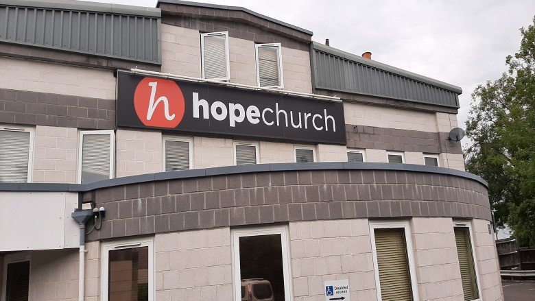 Hope Church is back at Mill Lane for Sunday services