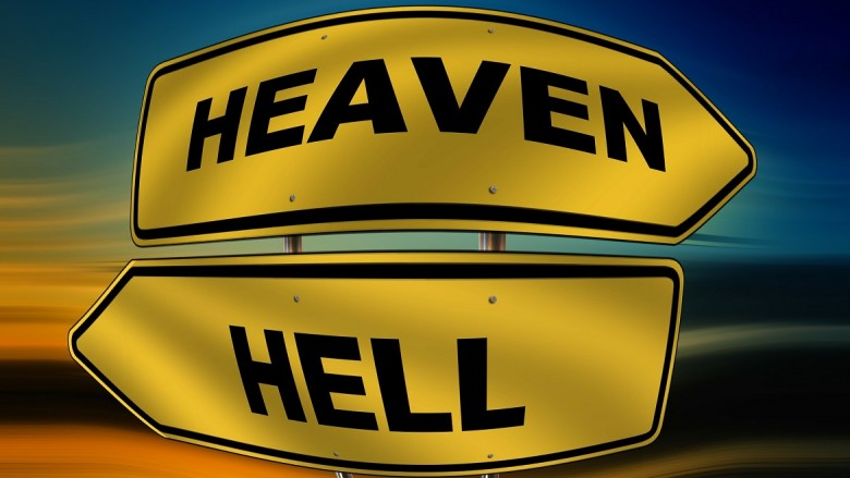 Heaven and Hell: Real options, real futures