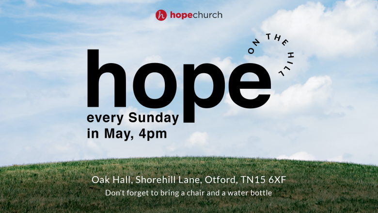 Hope Church to meet live