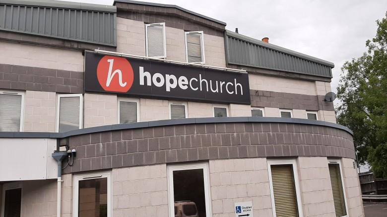 Hope Church meeting at Mill Lane again